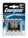 Батарейка ENERGIZER Ultimate Lithium AA LR06/L91 blister 2FSB